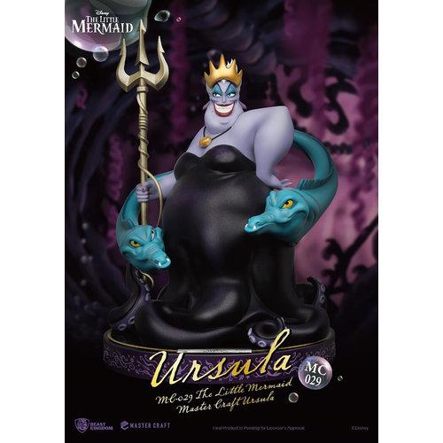 Beast Kingdom Disney: The Little Mermaid - Master Craft Ursula Statue
