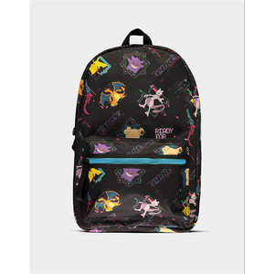 Difuzed Pokemon: All Over Print Backpack