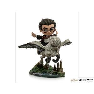 Iron Studios Harry Potter: Harry and Buckbeak Minico PVC Statue
