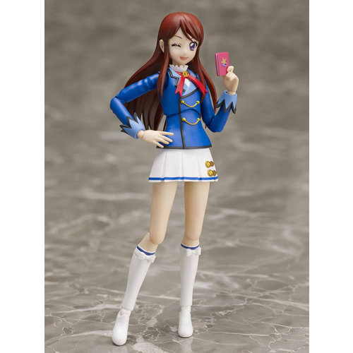 Bandai Aikatsu: Ran Shibuki (Winter Uniform Ver.) S.H. Figuarts