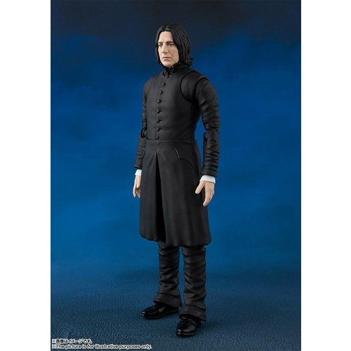 Bandai Tamashii Nations S.H.Figuarts Harry Potter and the Sorcerer's Stone Severus Snape