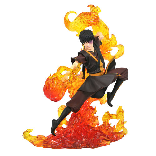 Diamond Direct Avatar: The Last Airbender Gallery - Zuko PVC Statue