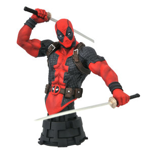 Diamond Direct Marvel: Comic Deadpool 1:7 Scale Bust