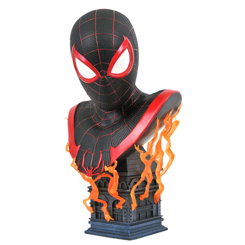 Diamond Direct Marvel: Legends in 3D - Miles Morales Game 1:2 Scale Bust