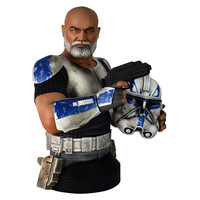 Star Wars: The Clone Wars - Deluxe Commander Rex 1:6 Scale Bust