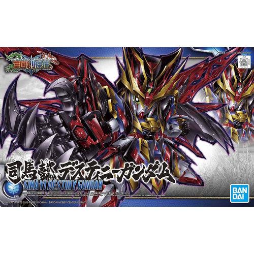 Bandai Gundam: SD Sangoku Soketsuden - Sima Yi Destiny Gundam Model Kit