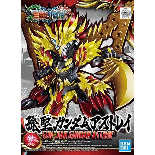 Bandai Gundam: SD Sangoku Soketsuden Sun Jian Gundam Astray Model Kit