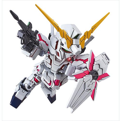 Bandai SD Gundam: EX-Standard 005 Unicorn Gundam Destroy Mode Model Kit