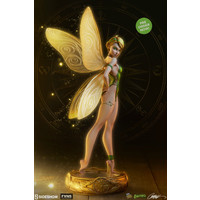 Disney: Fairytale Fantasies - Peter Pan - Tinkerbell 12 inch Statue