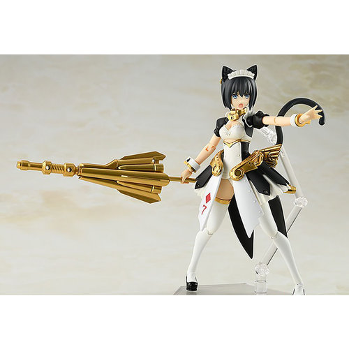 Good Smile Company Guilty Princess: GP01 Maidroid Miao Plamax Model Kit