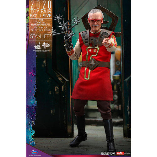 Hot toys Marvel: Thor Ragnarok - Exclusive Stan Lee 1:6 Scale Figure