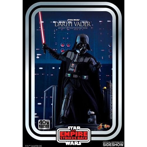 Sideshow Toys Star Wars: The Empire Strikes Back 40th Anniversary - Darth Vader 1:6 Scale Figure