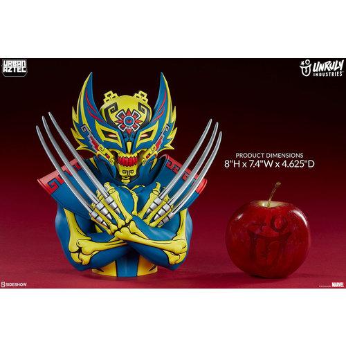 Sideshow Toys Marvel: Wolverine Designer Toy Bust