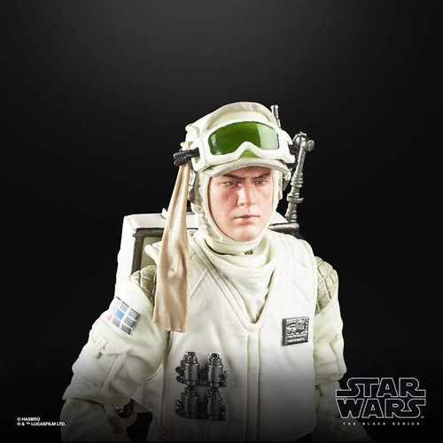 HASBRO Star Wars: The Black Series - Empire Strikes Back 40th Anniversary - Hoth Rebel Soldier