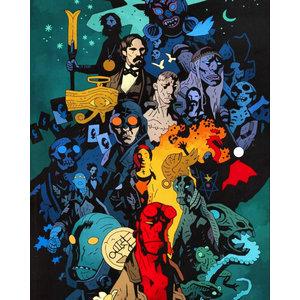 Dark Horse Hellboy: Universe Puzzle 1000P