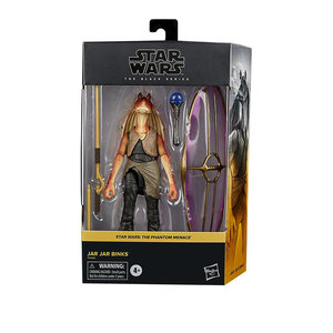 HASBRO Star Wars The Black Series: Jar Jar Binks
