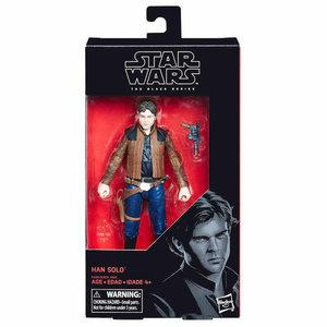 HASBRO Star Wars The Black Series Han Solo