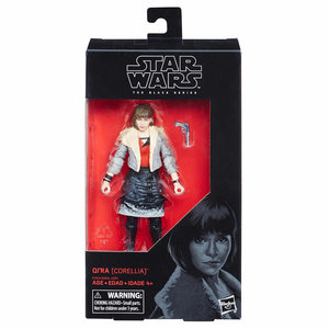 HASBRO Star Wars Black Series Figure - Qi'Ra (Corellia)