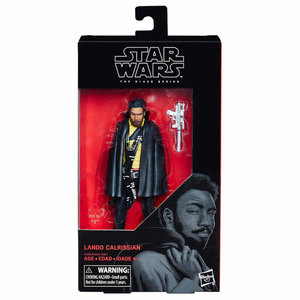 HASBRO Star Wars The Black Series Lando Carlissian