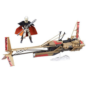HASBRO Star Wars The Black Series Enfys Nest With Swoop Bike
