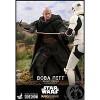 Star Wars: The Mandalorian - Deluxe Boba Fett 1:6 Scale Figure