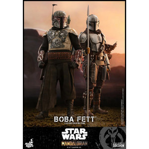 Hot toys Star Wars: The Mandalorian - Boba Fett 1:6 Scale Figure