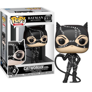 FUNKO Funko Pop! - Heroes: Batman Returns- Catwoman