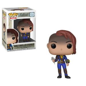 FUNKO Pop! Games: Fallout – Vault Dweller Female