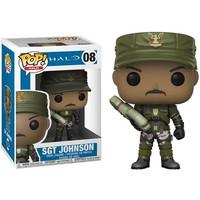 Pop! Games: Halo Sergeant Johnson