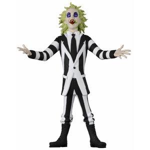NECA Toony Terrors: Beetlejuice 6 inch action figure