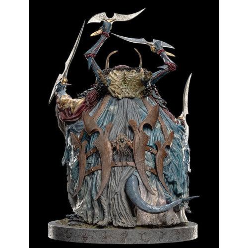 WETA Workshops The Dark Crystal: Age of Resistance: SkekMal the Hunter Skeksis 1:6 scale