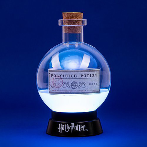 Fizz Creations Harry Potter: Large Colour-Changing Polyjuice Potion Mood Lamp