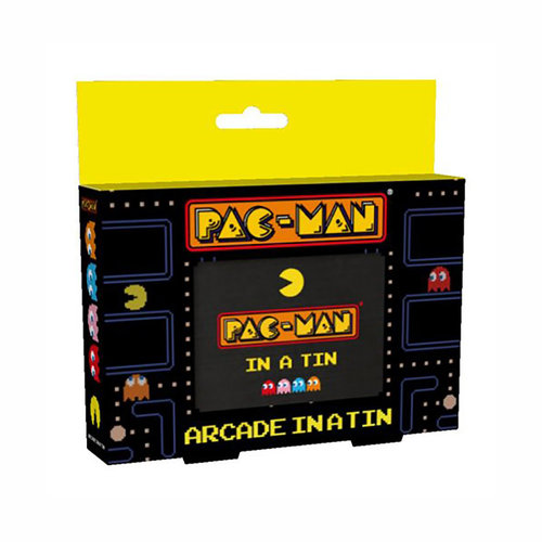 Fizz Creations Pac-Man: Arcade in a Tin