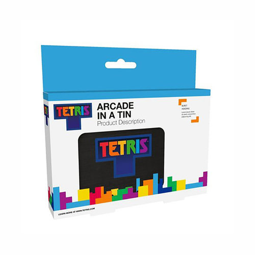 Fizz Creations Tetris: Arcade in a Tin