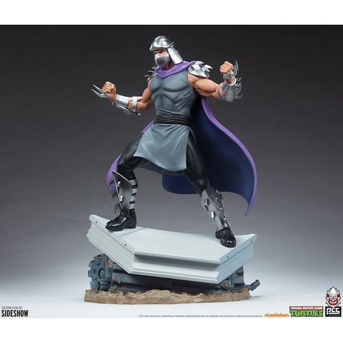 Pop Culture Shock Collectibles TMNT: Shredder 1:4 Scale Statue