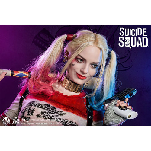 infinity studio DC Comics: Suicide Squad - Harley Quinn Life Sized Bust