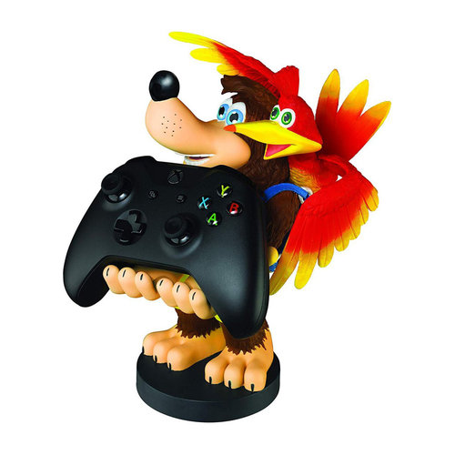 Cable Guy Cable Guy - Deluxe Banjo-Kazooie phone holder - game controller stand