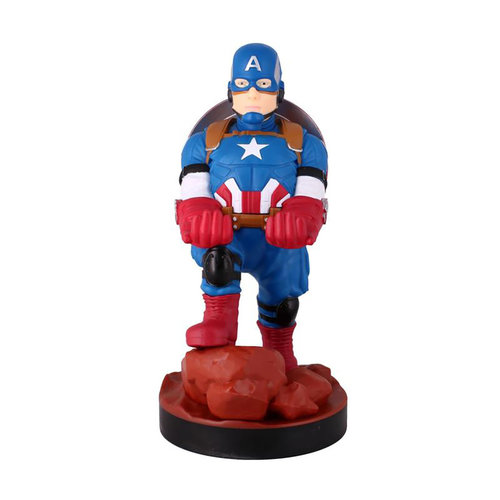 Cable Guy Cable Guy - Captain America phone holder - game controller stand
