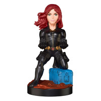 Cable Guy - Black Widow phone holder - game controller stand