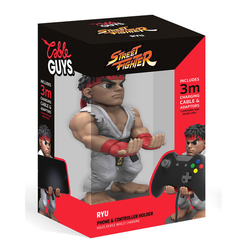 Cable Guy Cable Guy - Ryu phone holder - game controller stand
