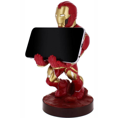 Cable Guy Cable Guy - Iron Man Evergreen phone holder - game controller stand