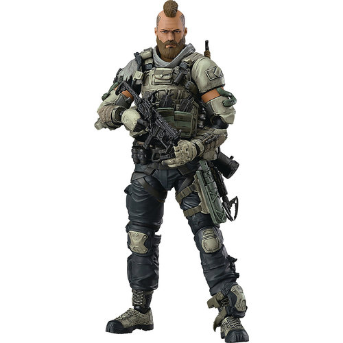 Good Smile Company Call of Duty Black Ops 4: Ruin Figma Action Figure