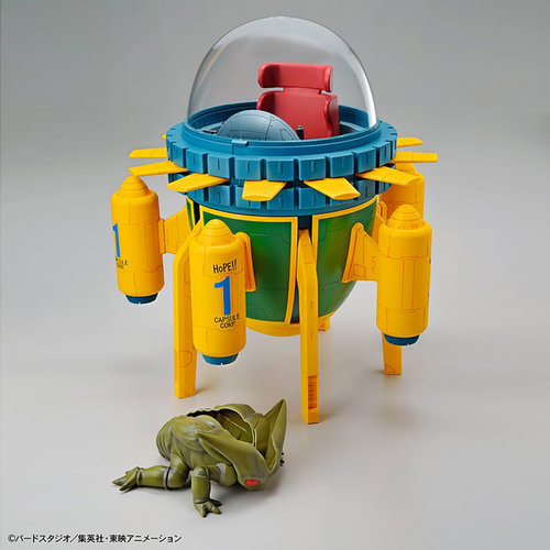 Bandai Hobby Dragon Ball - Model Kit - Trunks Time Machine