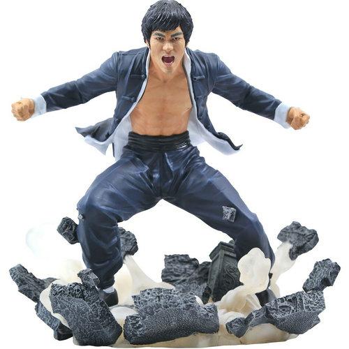 Diamond Direct Bruce Lee Gallery: Earth PVC Diorama Statue