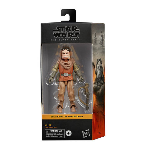 HASBRO Star Wars: Black Series 2021: The Mandalorian Kuiil