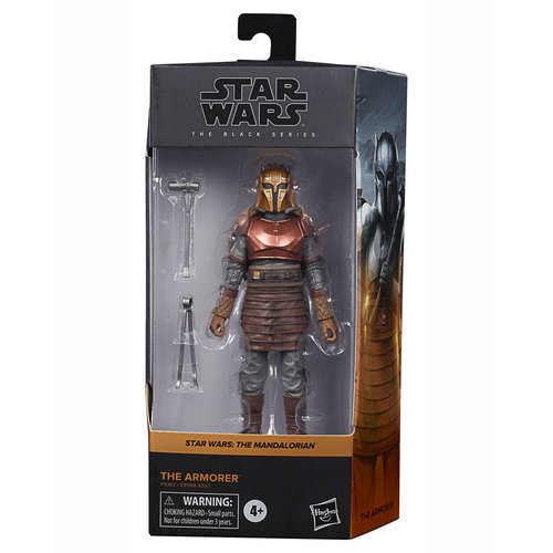 HASBRO Star Wars: Black Series 2021: The Mandalorian The Armorer