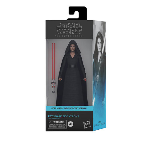 HASBRO Star Wars The Black Series Rey (Dark Side Vision)