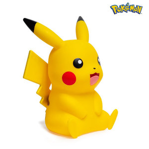 Teknofun Pokémon Pikachu LED Lamp 40cm with remote control