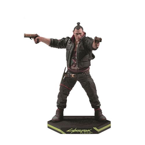 Dark Horse Cyberpunk 2077: Jackie Welles 9.75 inch PVC Statue