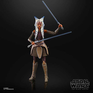 HASBRO Star Wars: Black Series Rebels - Ahsoka Tano